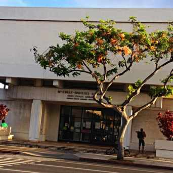Photo of McCully-Moiliili Public Library in Mccully - Moiliili, Honolulu