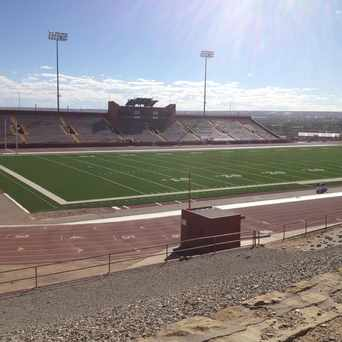 Photo of Milne Stadium in Albuquerque