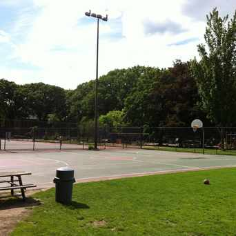 Photo of Jean B Waldstein Courts in Cleveland Circle, Brookline