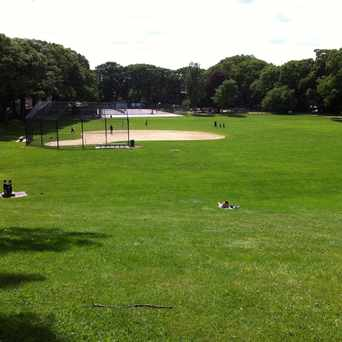 Photo of Jean B Waldstein Playground in Cleveland Circle, Brookline