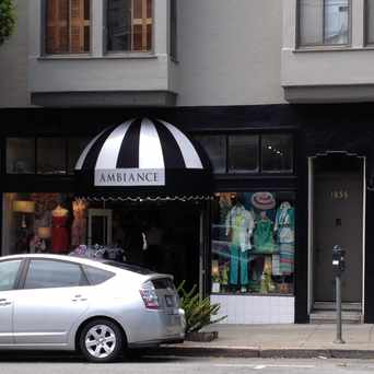 Photo of Ambiance in Union Street, San Francisco