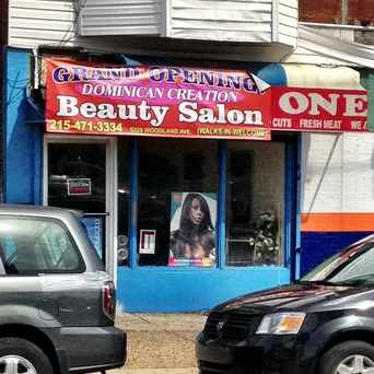 Photo of Dominican Creation Beauty Salon in Kingsessing, Philadelphia