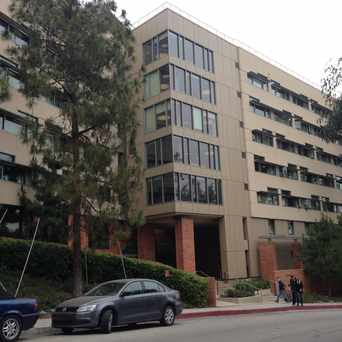 Photo of UCLA Dorms in Westwood, Los Angeles