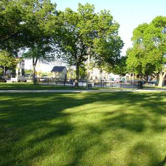 Photo of Walker's Square Park Playground in Walker's Point, Milwaukee