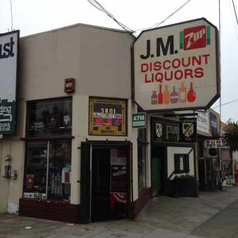 Photo of J.M. Discount Liquor in Outer Sunset, San Francisco