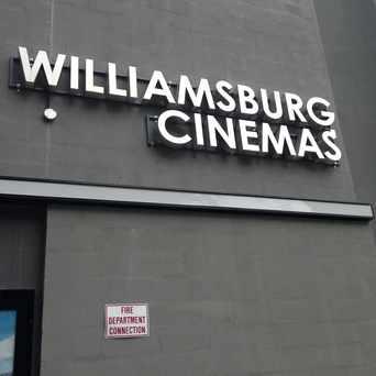 Photo of Williamsburg Cinemas in Williamsburg, New York