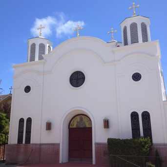 Photo of St. John Serbian Orthodox Church in Anza Vista, San Francisco