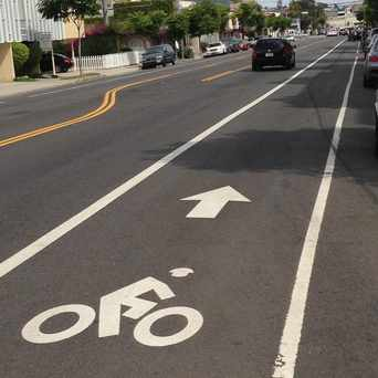 Photo of Bike Path - Motor Ave in Palms, Los Angeles