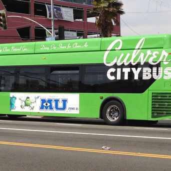 Photo of Culver City Bus in Palms, Los Angeles
