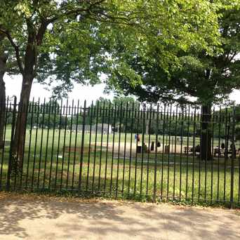 Photo of Golden Fields, Crocheron Park, Queens in Alley Park, New York