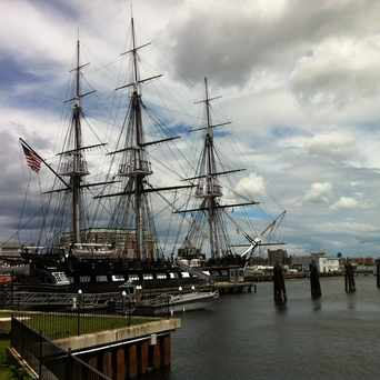 Photo of Charlestown Navy Yard in Boston