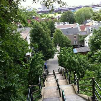 Photo of Charlestown Overlook Stairway to Heaven in Medford Street - The Neck, Boston