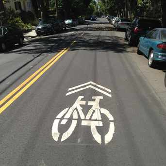 Photo of Bike Trail in Fairview Park, Oakland