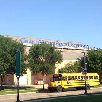 Photo of Grand Valley State University in SWAN, Grand Rapids