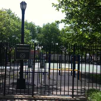 Photo of Brownsvile Playground Near Linden Blvd in Brownsville, New York
