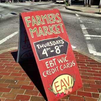 Photo of EAV Market in East Atlanta, Atlanta