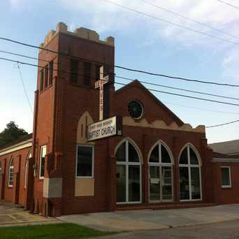 Photo of First Free Mission Baptist Church in McDonough, New Orleans