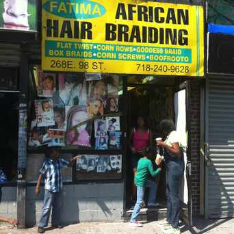 Photo of African Hair Braiding E98th Street in Brownsville, New York