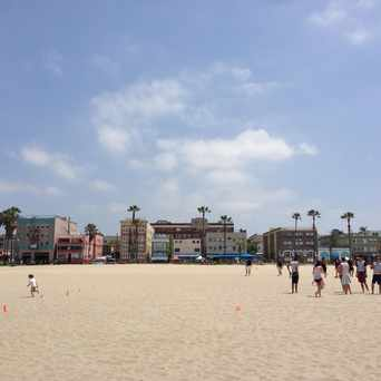 Photo of Venice Beach in Los Angeles