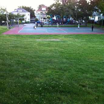 Photo of Hobart Park in Oak Square, Boston