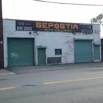 Photo of Sepastia Auto Collision Corporation in Hunts Point, New York