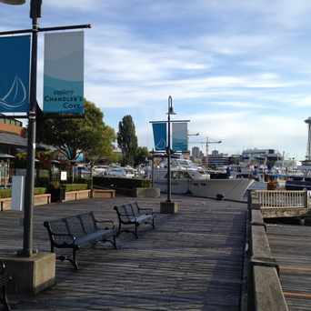 Photo of Chandler's Cove in South Lake Union, Seattle