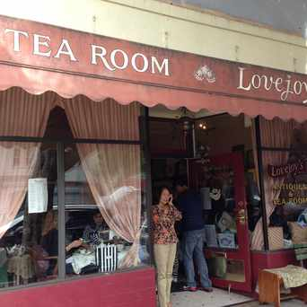 Photo of Lovejoy's Tea Room in Dolores Heights, San Francisco