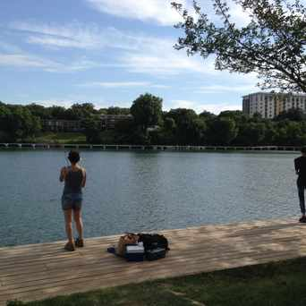 Photo of Lady Bird Lake in East Cesar Chavez, Austin
