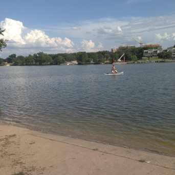 Photo of Lady Bird Lake in Riverside, Austin