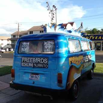 Photo of Freebirds World Burrito in Hancock, Austin