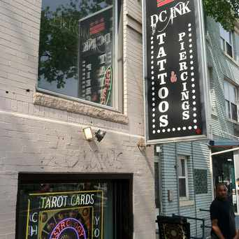 Photo of DC Ink in U-Street, Washington D.C.