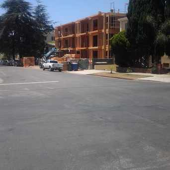 Photo of Construction in Brentwood, Los Angeles