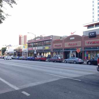 Photo of The Drag in West University, Austin