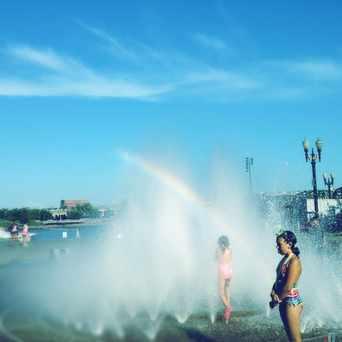 Photo of Salmon Street Springs Fountain in Downtown, Portland