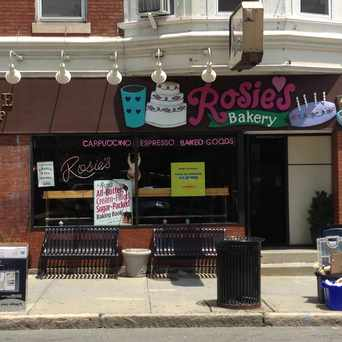 Photo of Rosie's Bakery in Cambridge