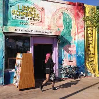 Photo of Libros Schmibros Lending Library in Boyle Heights, Los Angeles