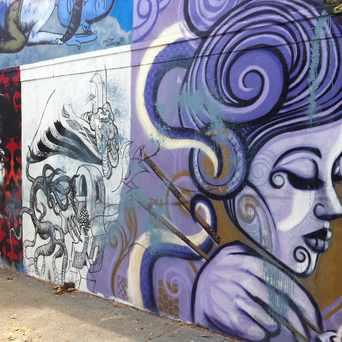Photo of Street art at Haight and Laguna in San Francisco