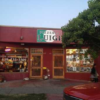 Photo of Pizzeria Luigi in Golden Hill, San Diego