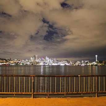 Photo of Gas Works Park in Seattle