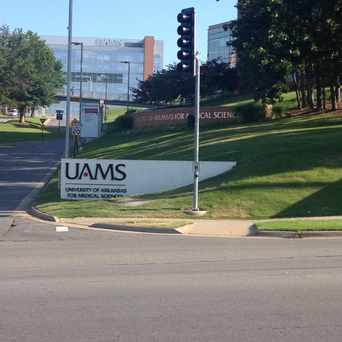 Photo of UAMS Medical Center in Little Rock