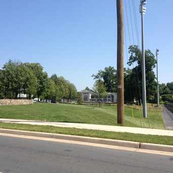 Photo of UVA Pocket Park in Charlottesville