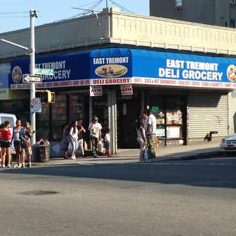 Photo of East Tremont Deli Grocery in East Tremont, New York