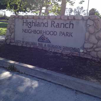 Photo of Highland Ranch Park in Carmel Mountain, San Diego