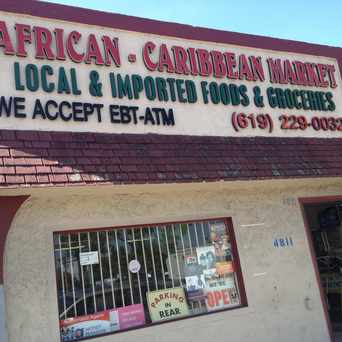 Photo of African Caribbean Foods in City Heights, San Diego