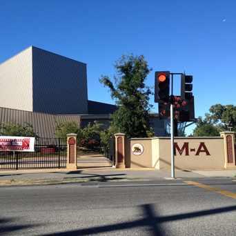 Photo of Menlo-Atherton High School in Menlo Park