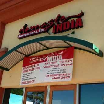 Photo of Namaste India Restaurant & Bar in Arvada