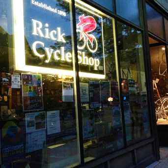 Photo of Rick Cycle Shop in Allen, Buffalo