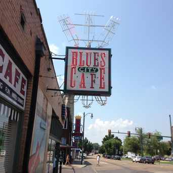 Photo of Blues City Cafe in Memphis