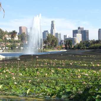 Photo of Echo Park Lake in Greater Echo Park Elysian, Los Angeles