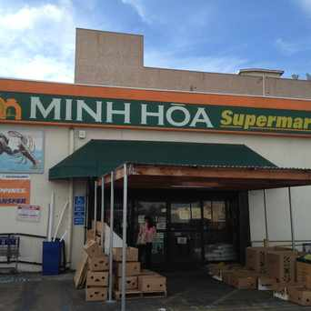 Photo of Minh Hoa Supermarket in Talmadge, San Diego